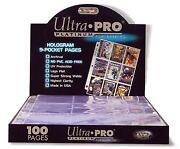 Ultra Pro 9 Pocket
