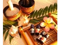 Jasmine Thai full body oil massages