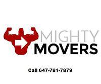 ⭐Mighty Movers, Inc. Oakville - Burlington - Hamilton - Brampton
