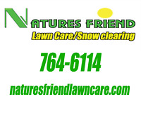 LAWN CARE SERVICES AVAILABLE