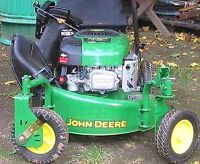 Mowing and trimming lawns for 20$!!!! This weekend book in advan