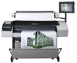 Refurbished HP Designjet plotters, with warranty, $650 & up London Ontario image 3