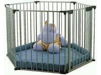 Babydan stair gate playpen