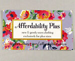 Affordability Plus