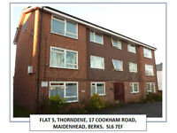 2 Bedroom Unfurnished Top Floor Flat near Maidenhead Centre
