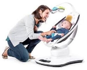 4 Moms Mamaroo Infant Seat *** BRAND NEW IN THE BOX ***
