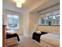 TWIN/DOUBLE ROOM IN BEAUTIFUL 3 BEDROOM HOUSE | ID:18708