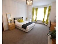 EXTREMELY LARGE FURNISHED DOUBLE ROOM IN BOURNEMOUTH TOWN CENTRE SUFFOLK ROAD, BOURNEMOUTH