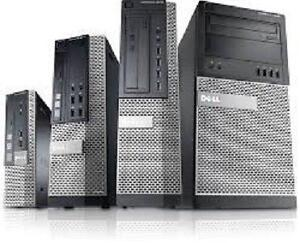 *** GREAT DEALS *** Dell, HP and Lenovo DESKTOP'S *** GREAT DEALS ***