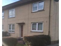 Ground floor, 2 bedroom flat in Blackford, front & rear garden