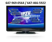 IPTV @ Amazing Prices BEST in GTA AREA OAKVILLE / HALTON!