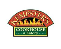 Kempster's is hiringHostesses, Cashiers & Dining Room Support