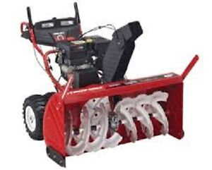 "45"" The Troy-Bilt Snow Thrower H9777 !!! EXCELLENT CONDITION !!!"