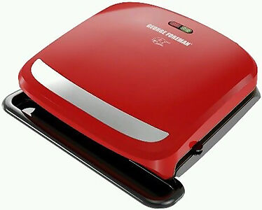Top 10 indoor grills ebay - Largest george foreman grill with removable plates ...