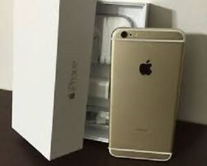 iPhone 6 16 GB Like New Gold