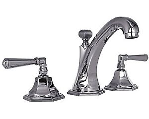 SINK FAUCET, 205-2-YY-PC, WATERMARK,  POLISHED CHROME FINISH