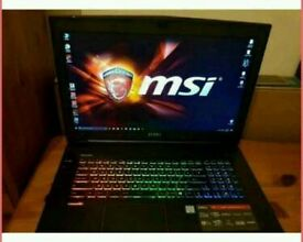MSI GT72 6QD DOMINATOR G Gaming laptop