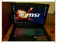 MSI GT72 6QD DOMINATOR G Gaming laptop