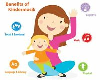 Kindermusik Family Jam for 0-5 years