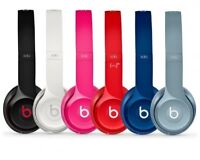 BRAND NEW BEATS by Dr Dre Headphones Wireless with warranty sale