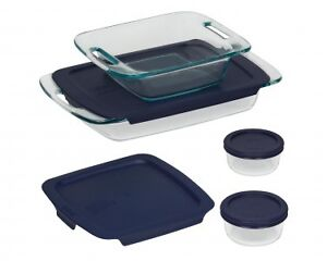 Pyrex 8 pc.  Bake and Store