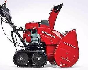 2017 Honda HSS724CT Snowblower - only $38.04 bi-weekly