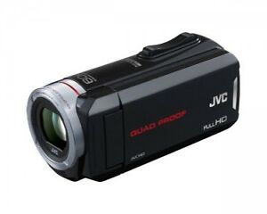 JVC Everio GZ-R30 Quad Proof Full 1080p HD Camcorder