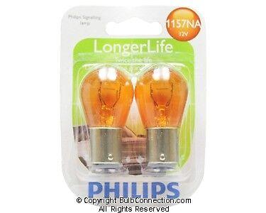 New Philips Bc9666 1157Na Automotive 2 Pack 1157Nallb2 Bulb