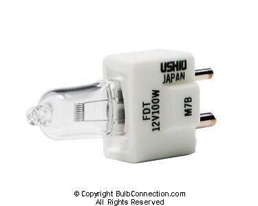 New Ushio Fdt 1000504 12v 100w Bulb