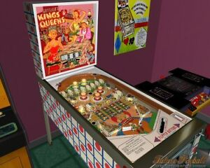 machine a boules, pin ball, flipper, pinball