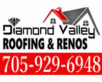 ROOFING SEASON IS HERE - Quality work guaranteed