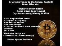 Bitcoin, Mining & Mize event