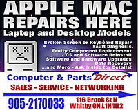 MAC REPAIRS AT AN AFFORDABLE PRICE