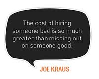 Need employees? Hire the right person here!