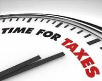 PERSONAL INCOME TAX PREPARATION FOR LESS