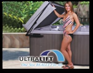 Custom Hot Tub Covers $385.00+Tax, Complete with Free Shipping Stratford Kitchener Area image 2