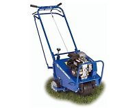 Fall aeration for your lawn.