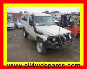 WRECKING 2002 Toyota Land Cruiser 78 series Troopcarrier | A1315 Revesby Bankstown Area Preview