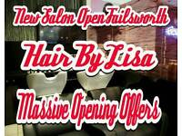 Opening Offers With Our Senior Stylist