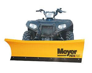 Meyer Commercial ATV Plow 29200 Self Angling