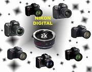 Nikon D50 Zoom Lenses
