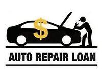 DO you need a CAR REPAIR LOAN ???