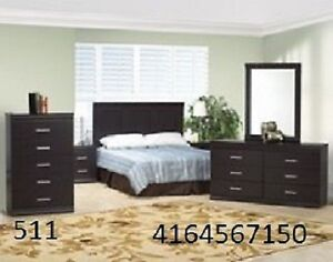 ****CANADIAN MADE  BRAND  NEW  BEDROOM  SET ON  SPECIAL SALE****