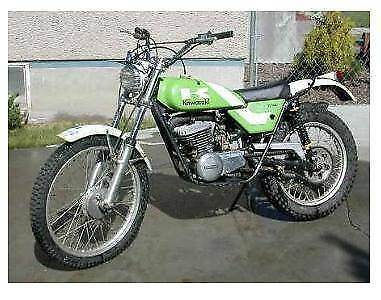 Wanted: Old or old ish dirtbike
