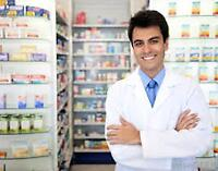 Relief Pharmacist available