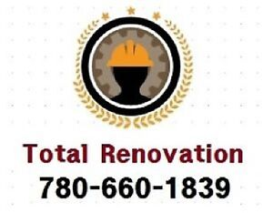 ๑۩۩ RESIDENTIAL & COMMERCIAL TOTAL RENOVATION ۩۩๑