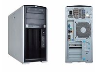HP Workstation XW8200 Workstation (Win7x64)