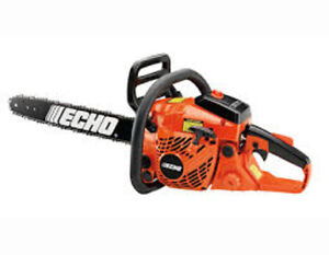 CHAINSAWS AT READY TO RENT EQUIPMENT