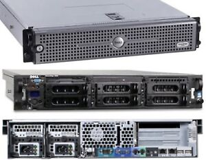 Dell Poweredge 2850 and HP DL380 Gen 5 Servers