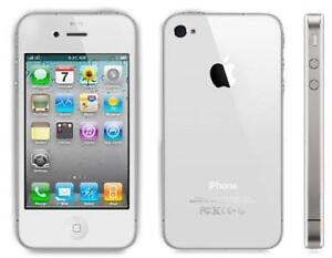 LIKE NEW ALL IPHONE 4, 4S, 5 BLACK AND WHITE